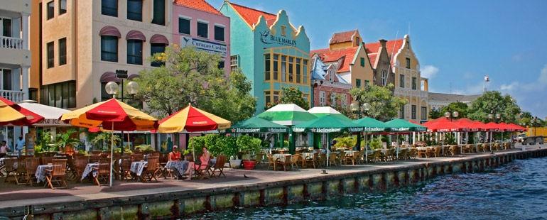 Cruzeiro MONARCH – Antilhas e Caribe Sul